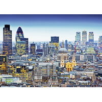 Ravensburger - Above London's Roofs Puzzle 1000pc