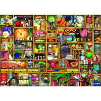 Ravensburger - Colin Thompson The Kitchen Cupboard Puzzle 1000pc