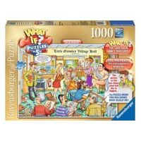 Ravensburger - WHAT IF? - No 5 The Village Hall Puzzle 1000pce