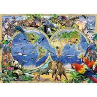Ravensburger - World of Wildlife Puzzle 1000pc