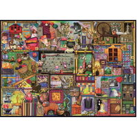 Ravensburger - Colin Thompson The Craft Cupboard Puzzle 1000pc
