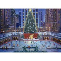 Ravensburger - New York City Christmas Puzzle 1000pce