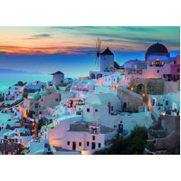 Ravensburger - Evening in Santorini Puzzle 1000pc