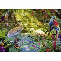 Ravensburger - Bird Paradise Puzzle 1000pc