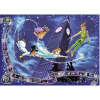 Ravensburger - Disney Peter Pan Puzzle 1000pc