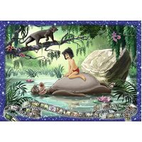 Ravensburger - Disney The Jungle Book Puzzle 1000pc