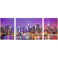 Ravensburger - New York Triptychon Puzzle 1000pc