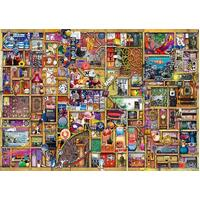 Ravensburger - Colin Thompson The Collector's Cupboard Puzzle 1000pc