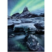 Ravensburger - North Norway: Mount Stetind Puzzle 1000pc