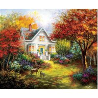 Sunsout - Autumn Overtures Puzzle 1000pc