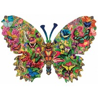Sunsout - Butterfly Menagerie Puzzle 1000pc