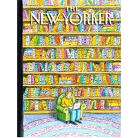 New York Puzzle Company - Shelved Puzzle 750pc