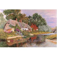 Tomax - Little Girl By The Lake Puzzle 1500pc