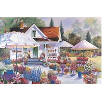 Tomax - Flower House Puzzle 1500pc