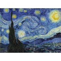 Tomax - Van Gogh Starry Night Puzzle 4000pc