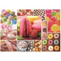 Trefl - Candy Collage Puzzle 1000pc