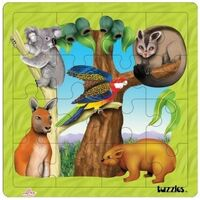 Andzee - Outback Puzzle 16pc