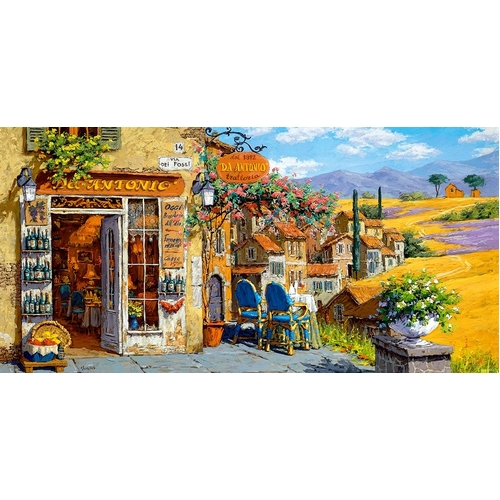 Castorland - Colours of Tuscany Puzzle 4000pc