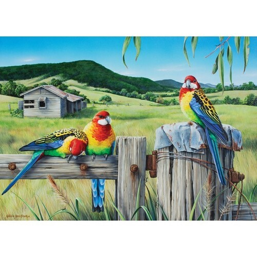 Holdson - Wild Wings, Country Life Puzzle 1000pc