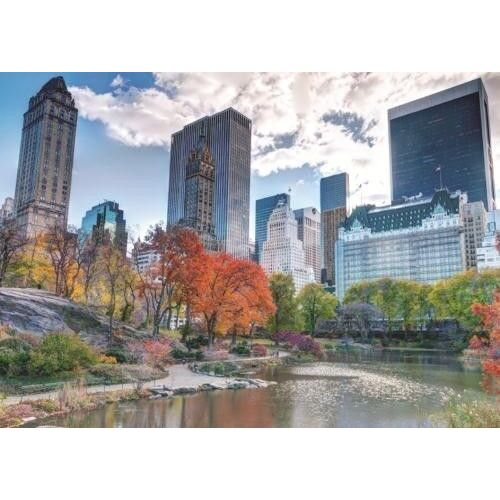 Jumbo - New York Central Park Puzzle 1000pc