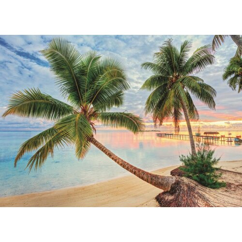 Jumbo - French Polynesia Puzzle 1000pc