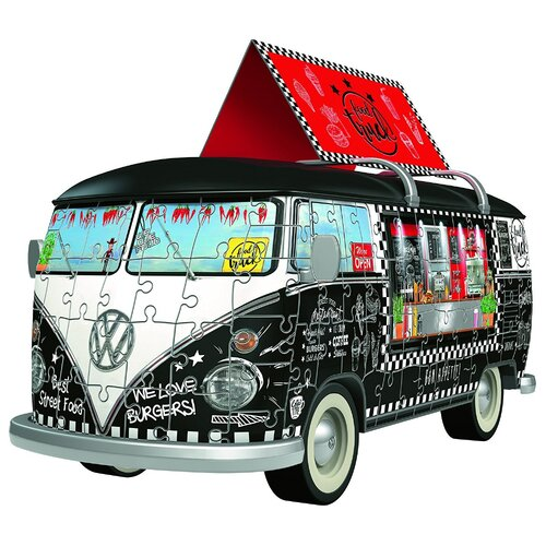 Ravensburger - VW Kombi Food Truck 3D 162pc