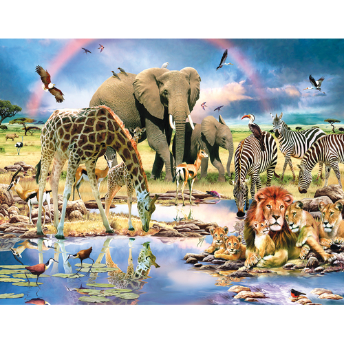 Sunsout - Cradle Of Life Large Piece Puzzle 1000pc