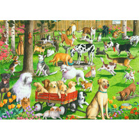 Large Piece Puzzles (Adults)